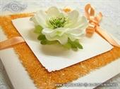 Ekskluzivna čestitka - Orange Touch