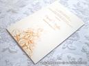 Zahvalnica za vjenčanje Orange Line