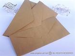 natur kuverta american 215x11cm za vjencanje