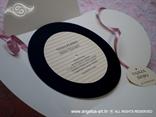 neobična muzička pozivnica za vjenčanje gramofonska ploča roza