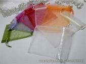 Organdi vrečice raznih boja za samostalnu izradu poklona - uradi sam DIY