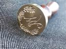 Pečat za vosak sa inicijalima