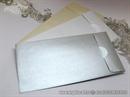 Perlasta kuverta 22x11 cm za izradu pozivica za vjenčanje - uradi sam DIY