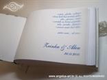 personalizacija za plavu knjigu dojmova