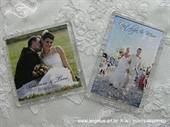 Konfet za vjenčanje Plastični magneti s tiskom