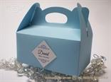 Plava kutija za kolače