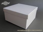 Bijela kutija 16x16x8cm