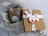 poklon u kutiji jastucic