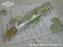 Pozivnica za vjenčanje - Poruka u boci Ruža u travi