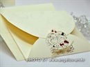 Pozivnica za vjenčanje Zaljubljeni mladenci Classic