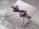 Pozivnica za vjenčanje - Lilac Frame Beauty