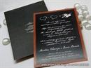 Pozivnica za vjenčanje - Dva srca
