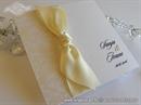 Cream Stylish Bow