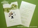 Pozivnica za vjenčanje Happy Charm