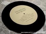 pozivnica za vjenčanje gramofonska ploča retro