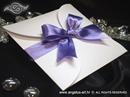 Pozivnica za vjenčanje Lilac Mini Beauty 2