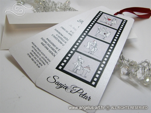 Moviestrip Bookmark