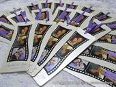 Wedding invitation - Photo Bookmark