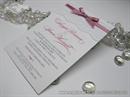 Pozivnica za vjenčanje - Rose Lace Line