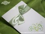 primjer tiskane i dekorirane pozivnice u etui pozivnici