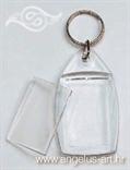 privjesak za ključeve s tiskom po želji za vjenčanje