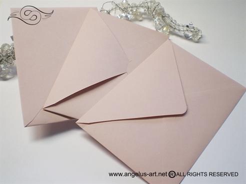 Puder roza kuverta 12x17,5cm
