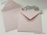 Puder roza kuverta 15x15cm