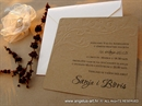 Wedding invitation - Vintage Birds-2