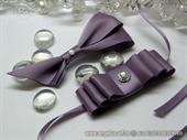 Boutonniere or bracelet - Lilac Beauty