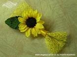 rever kitica za vjenčanje suncokret i listić