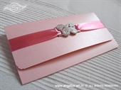 Exclusive greeting card - Pink Butterfly