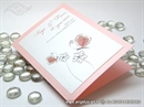 Roza zahvalnica za vjenčanje Pink Butterfly