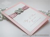 Zahvalnica za vjenčanje Pink Exclusive
