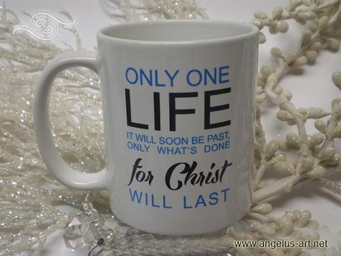 """Šalice """"One life"""""""