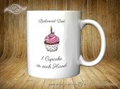 Poklon Šalica sa tiskom Cupcake Diet