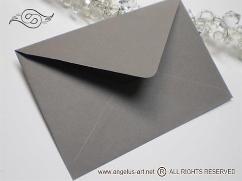 Siva kuverta 12x17,5CM