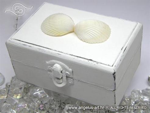 Škrinjica morska bijela
