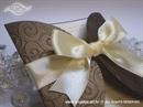 Pozivnica za vjenčanje Brownie Diva