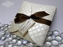Pozivnica za vjenčanje - Cream Mini Beauty