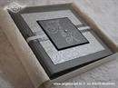 Eksklzivna čestitka - Silver Book
