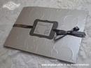 Pozivnica za vjenčanje Silver Dreams