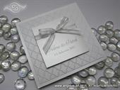Pozivnica za vjenčanje - Trendy Plantinum