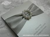 Zahvalnica za vjenčanje Silver Elegance