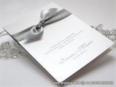 Zahvalnica za vjenčanje Silver Bow
