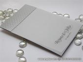 Zahvalnica za vjenčanje Silver Dots
