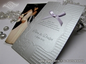 Zahvalnica za vjenčanje - Silver Frame