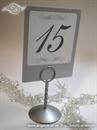 Broj stola za vjenčanje - Srebrni broj