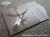 Pozivnica za vjenčanje White Butterfly Beauty