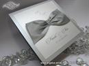 Pozivniica za vjenčanje - Stylish Silver Crystals