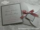 Pozivnica za vjenčanje Butterfly Beauty